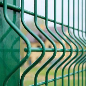 Секционные заборы сварная сетка