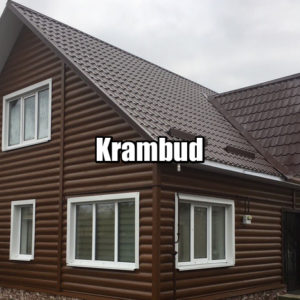 Блок-хаус металлический