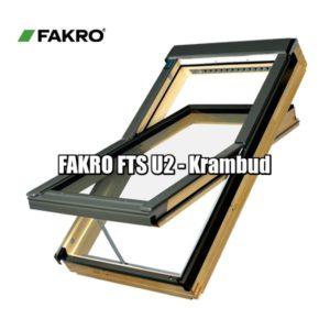 Мансардное окно FAKRO FTS U2