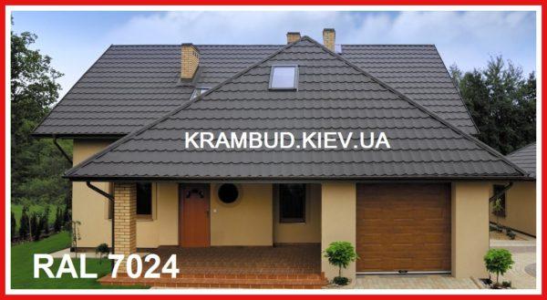 Металочерепиця Колонщина - Крамбуд