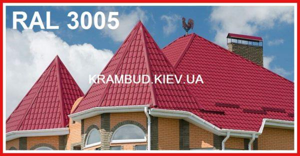 Металочерепиця Коростишів - Крамбуд