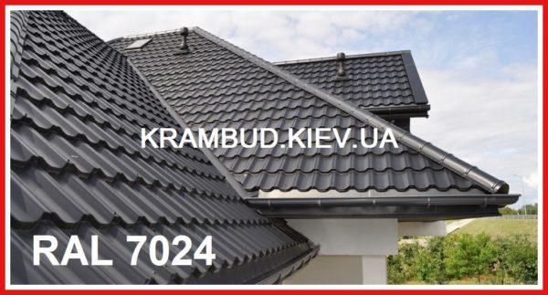 Металочерепиця Кременець - Крамбуд (6)