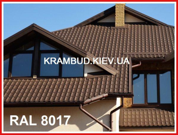 Металочерепиця Новоархангельськ - Крамбуд (6)