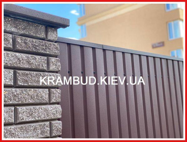 Профнастил Глобине - Крамбуд (4)