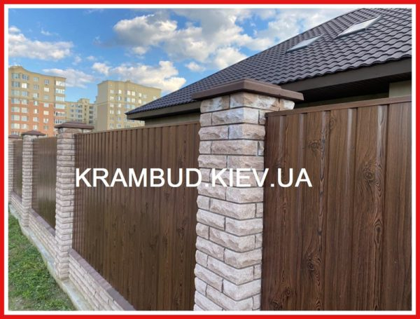 Профнастил Козелец - Крамбуд (9)