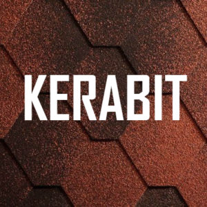 Керабит - гибкая битумная черепица