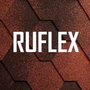 Руфлекс - битумная гибкая черепица