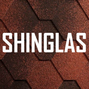 Шинглас - битумная гибкая черепица