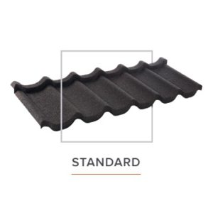 Квинтайл Стандарт - композитная черепица