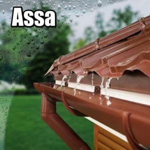Водосточная система Асса