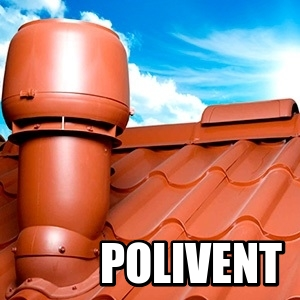 Поливент - вентиляционные выходы