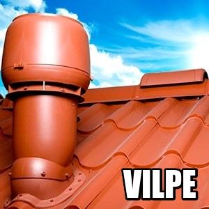 Вилпе - вентиляционные выходы