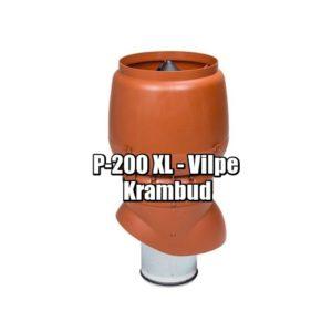 Vilpe P-200 XL - вентиляционные выходы