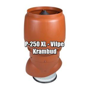 Vilpe P-250 XL - вентиляционные выходы
