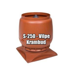 Vilpe S-250 - вентиляционные выходы