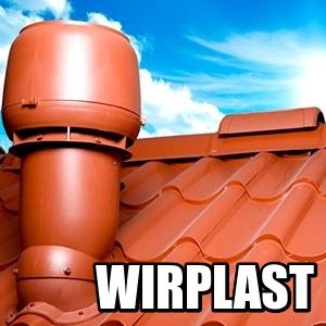Вирпласт - вентиляционные выходы
