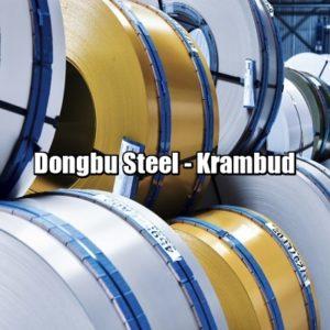 купить Dongbu Steel рулонная сталь гладкий лист сполимерным покрытием