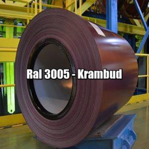 купить Рулонная сталь 3005 Ral - плоский гладкий лист с полимерным покрытием цена