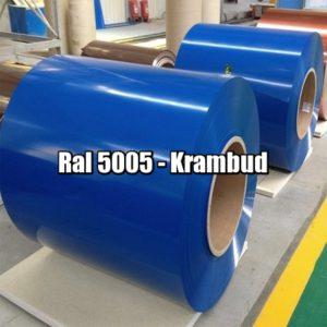 купить Рулонная сталь 5005 Ral - плоский гладкий лист с полимерным покрытием цены