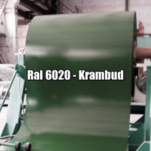 цена Рулонная сталь 6020 Ral - плоский гладкий лист с полимерным покрытием купить