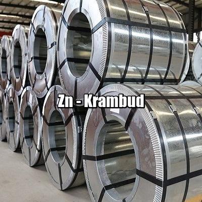 цена Рулонная сталь Цинк - плоский гладкий лист с полимерным покрытием