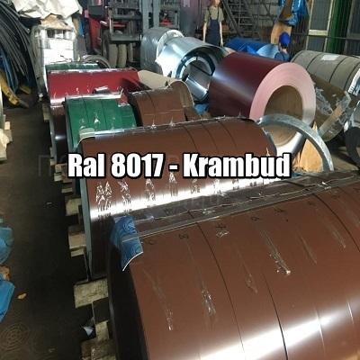 цена Штрипс RAL 8017