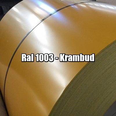 штрипс ral 1003