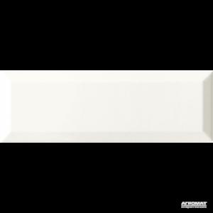 331406 MONOPOLE CERAMICA - BLANCO BRILLO BISEL