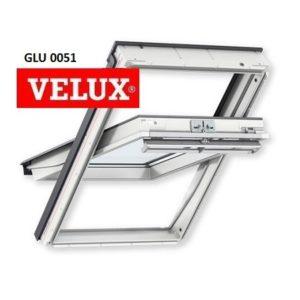 Velux 78-98 GLU 0051 Стандарт – Мансардное окно - Крамбуд